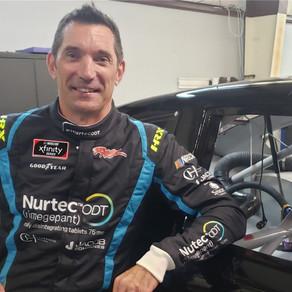 "Crowd Favorite ""Mad"" Max Papis to drive No. 17 Xfinity Car at Indianapolis"