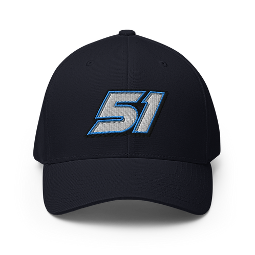 RWR Core INDY 51 Fitted Hat