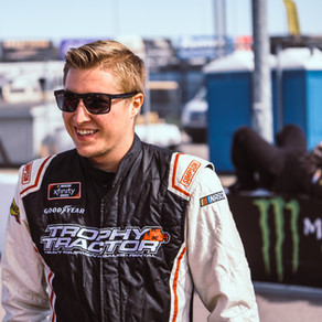 GARRETT SMITHLEY JOINS RICK WARE RACING FOR CUP SEASON