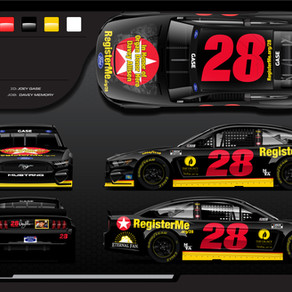 The Historic 28 returns to Talladega SuperSpeedway April 24 & 25 in honor of Hero Davey Allison