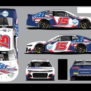 Jennifer Jo Cobb to make NASCAR Cup Series Debut at Talladega in the RWR #15 Arrowhead Brass Chevy