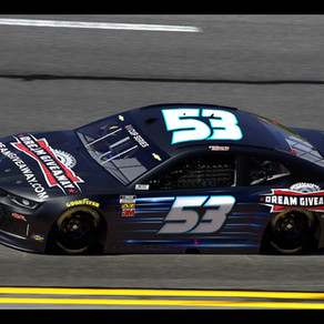 """GARRETT SMITHLEY & """"Dream Giveaway"""" TO PARTNER TOGETHER AT CHARLOTTE MOTOR SPEEDWAY"""