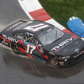 RWR & Cody Ware post top 10 in Xfinity Debut