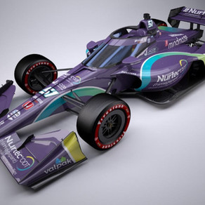 Biohaven's Nurtec® ODT Signs as Primary Partner with Dale Coyne Racing with Rick Ware Racing for 202