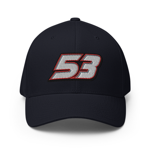 RWR Core Cup 53 Fitted Hat