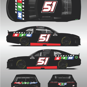 "JOEY GASE & RWR TO PARTNER WITH ""Carolina SIM Works"" UNDER THE LIGHTS IN MARTINSVILLE"