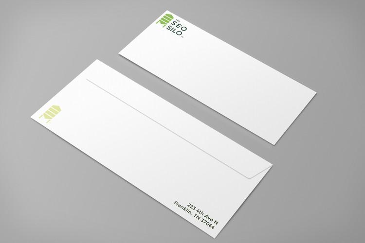 The SEO Silo Envelope Mockup