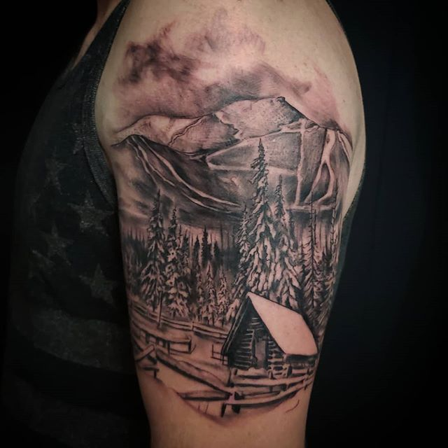 Jay Peak tattoo