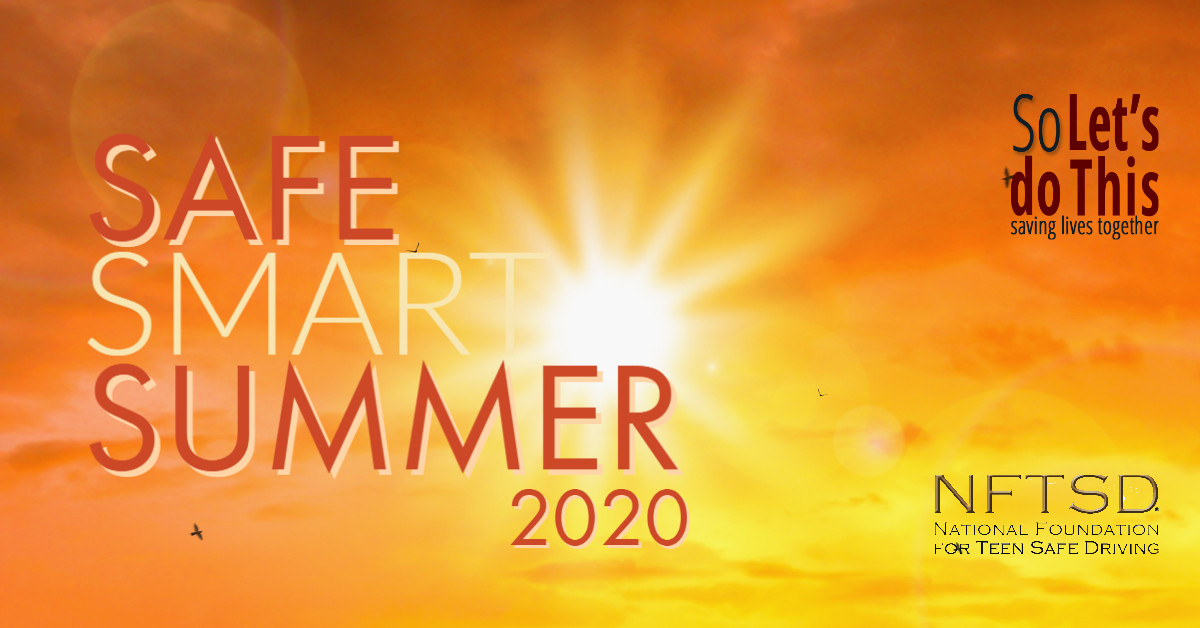 Safe Summer 20 Cobrandable Banner