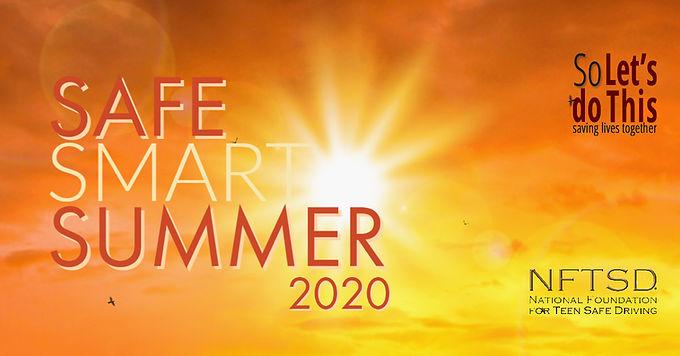 Safe Summer 20 Cobrand Banner