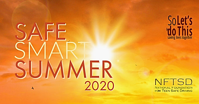 Safe Summer 20 Cobrand Banner