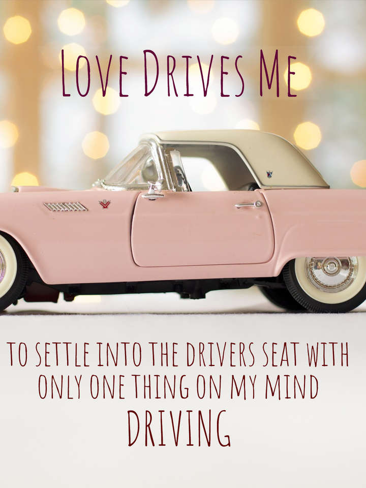 Love Drives Me - Focus