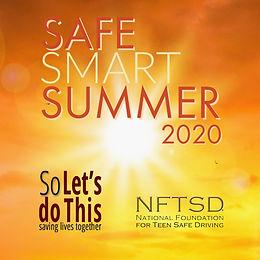 Safe Summer 20 Square