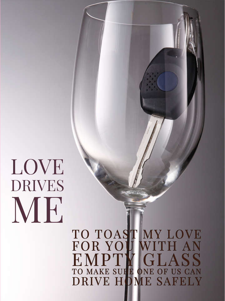 Love Drives Me - Designated driver