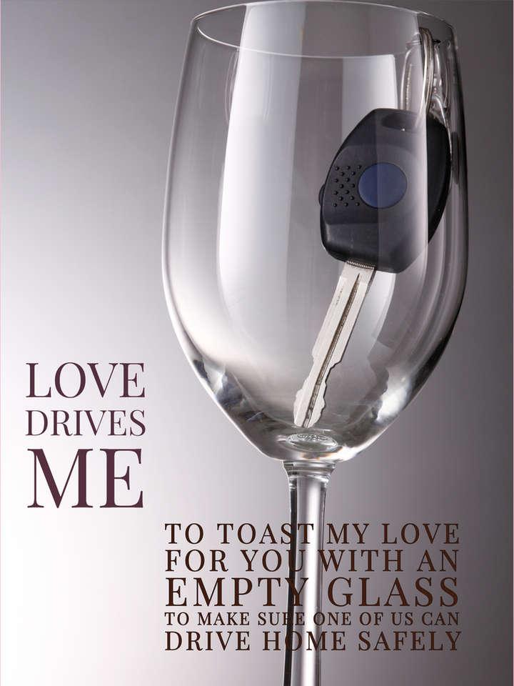 Love Drives Me - Designated driver