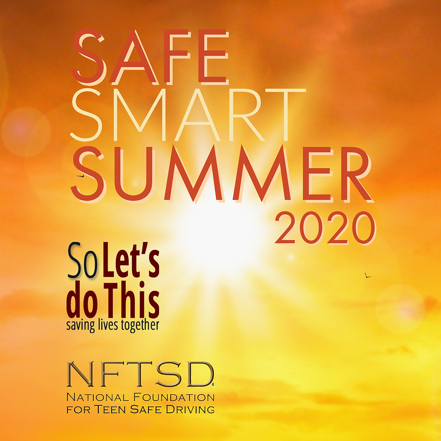 Safe Summer 20 Square Logo