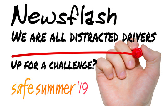 Summer Distractions with logo