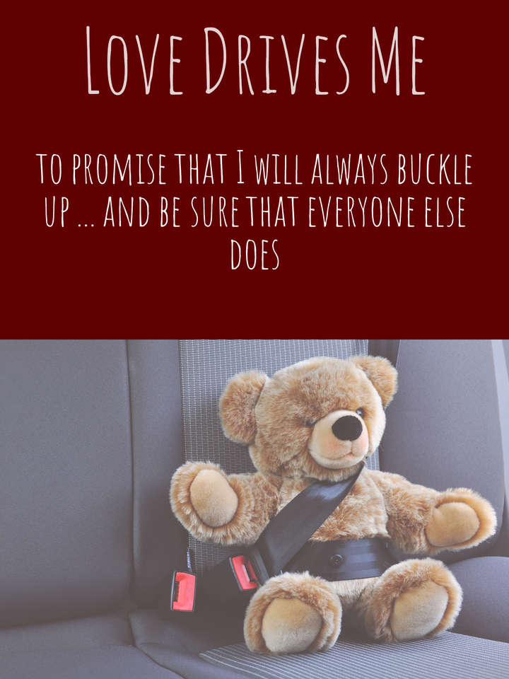 Love Drives Me - Buckle up