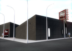Zachary's Motel Concept 2 Street Day