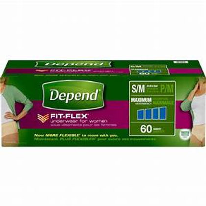 Depend for Women - S&M
