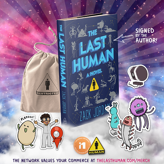Salvaged Human Artifacts - Deluxe!