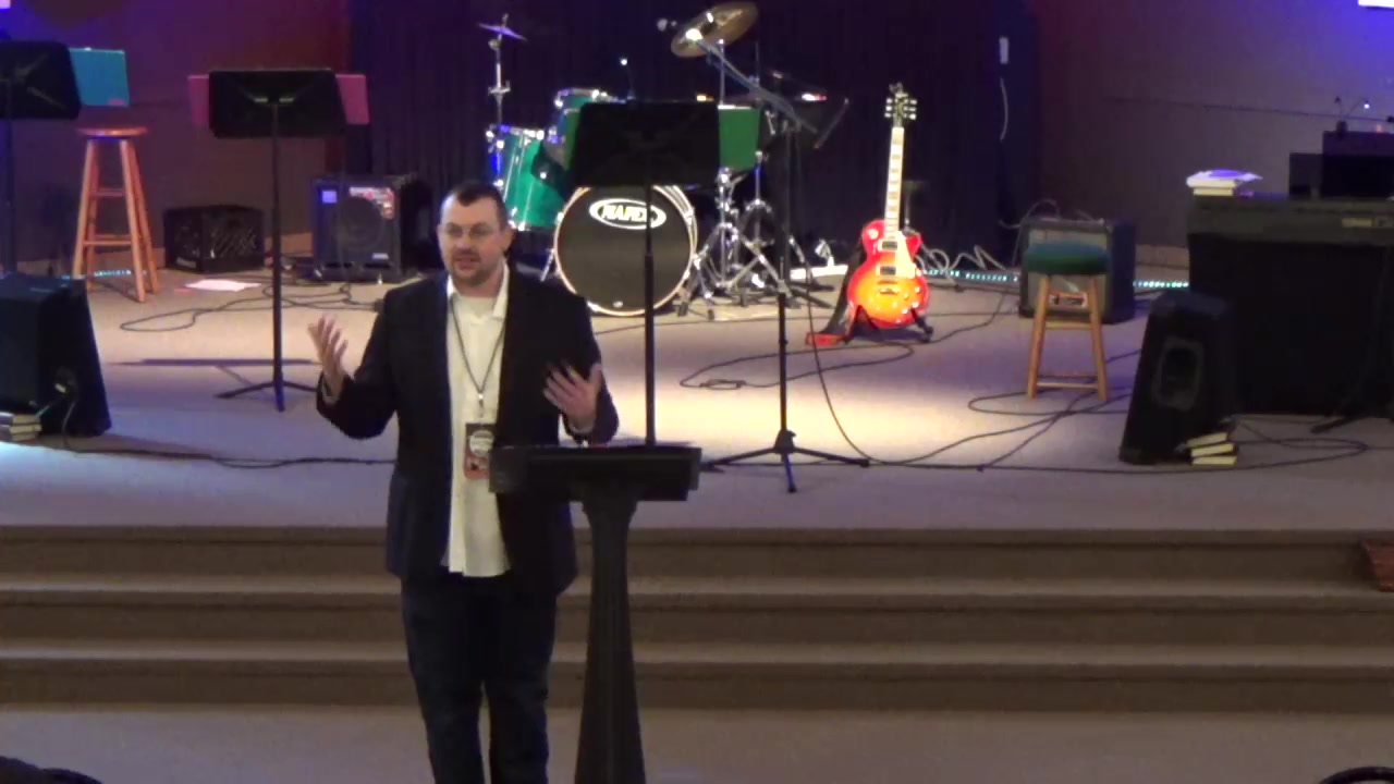 Live Video Stream of this weeks message!