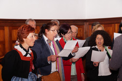 Kirchenchor Dorf Tirol