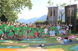 Einweihung Jungscharräume Dorf Tirol