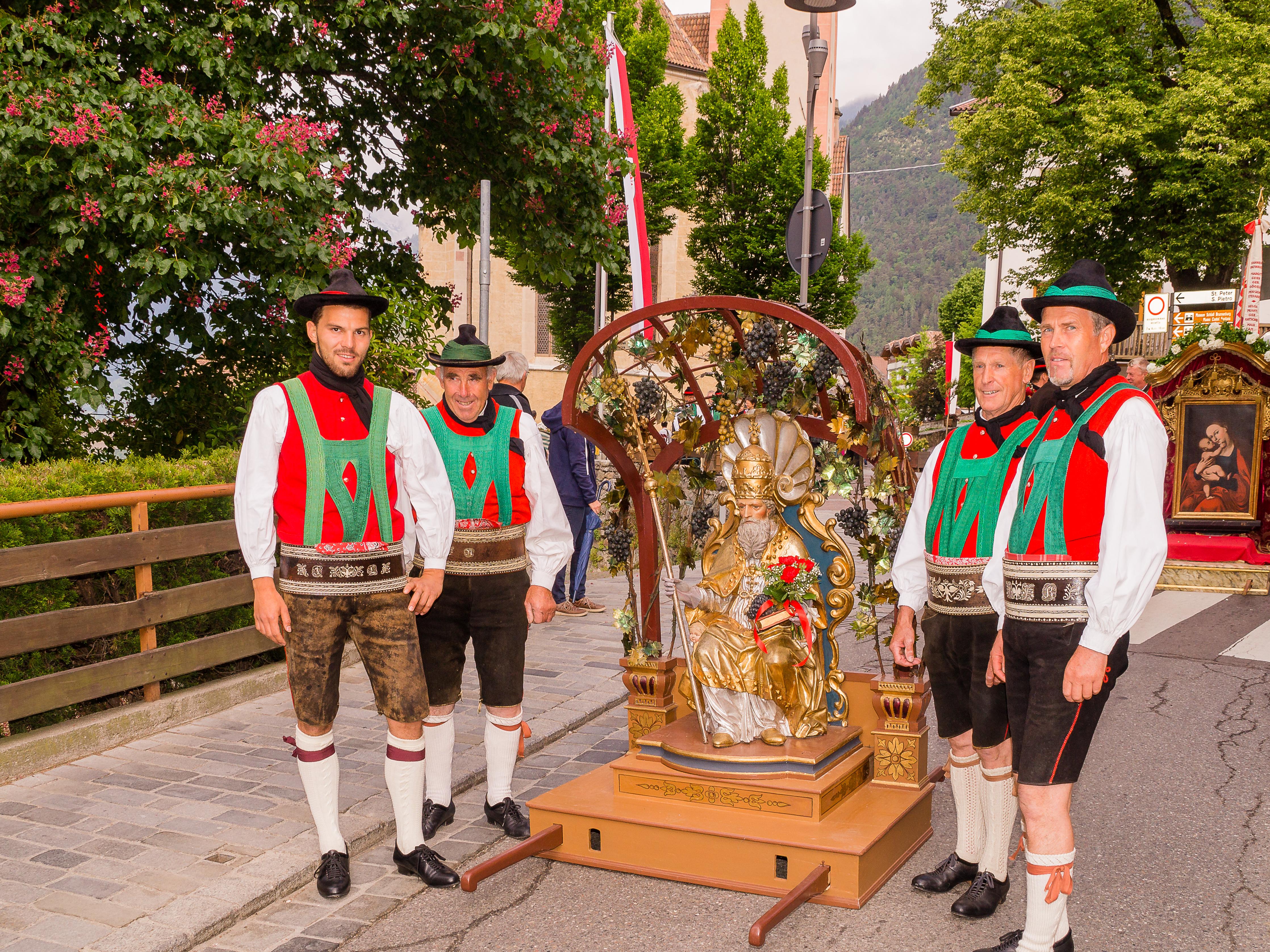 Christihimmelfahrt Dorf Tirol