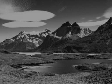 Patagonya'da