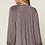 Thumbnail: Split Neckline Pleated Blouse