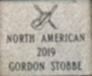 Gordon Stobbe plaque