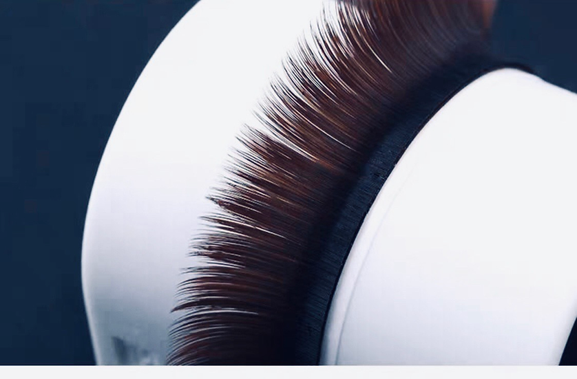 Brown Lashes Easy Volume