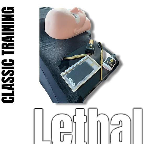 Online Classic Lash Training