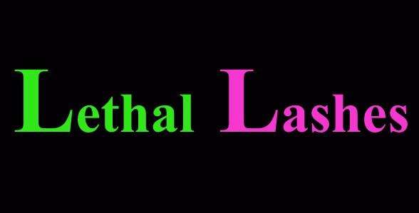 Lethal Lashes Training | Premium Lash Products | Worldwide