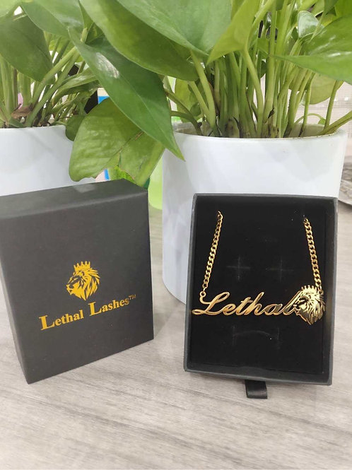 Lethal Necklaces