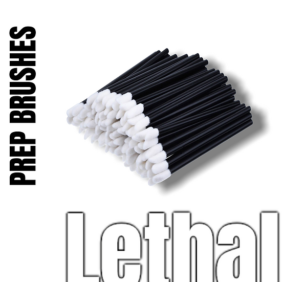 Prep Brushes (100)