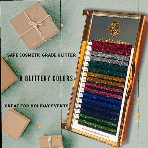 Glitter Lashes C.18 12mm