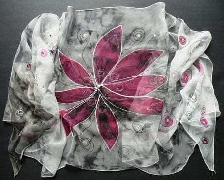 Hand Painted Silk Originals