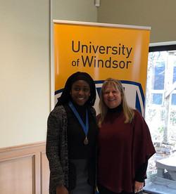 2018 Outstanding Scholar!