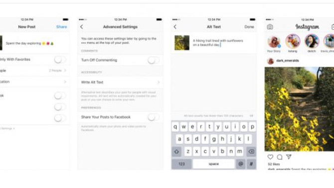 Here's How to Add Alternative InstagramText