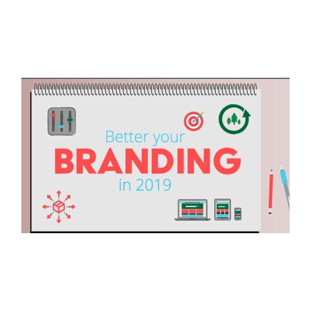 Branding tips for 2019