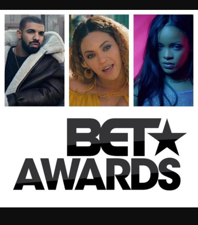 BET AWARDS 2016!