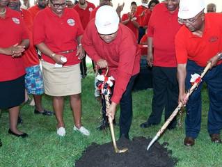 Breaking Ground, MOVING FORWARD