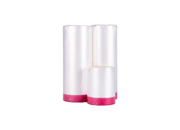Reinforce Washi tape met afdekfolie roze