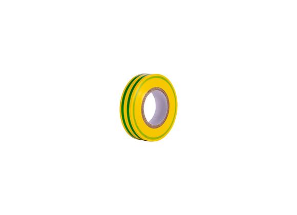 Isolatietape geel groen