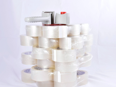 Wat is het verschil tussen PVC en PP verpakkingstape?