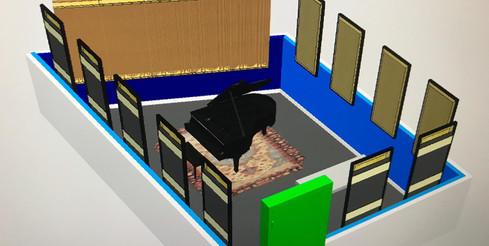 3D Design Diagram