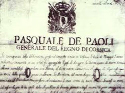 PAOLI CONSTITUTION