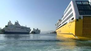 trafic ferries et maritime